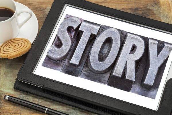 Workshop: 'Digital Storytelling' (Dutch)