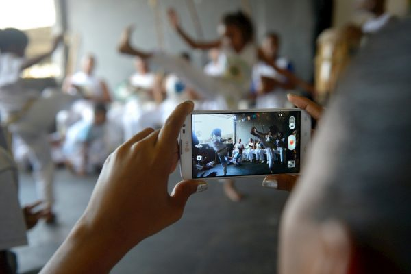 Workshop: 'Filmen en monteren met smartphone' (Dutch)