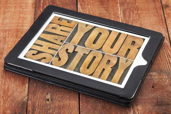 Breakfast session: Hoe gebruikt u storytelling voor uw bedrijf? (Dutch)